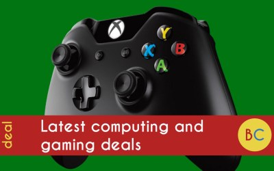 Latest computer and game deals