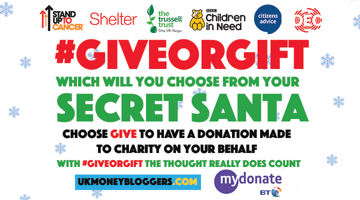 Give or Gift Charity Secret Santa