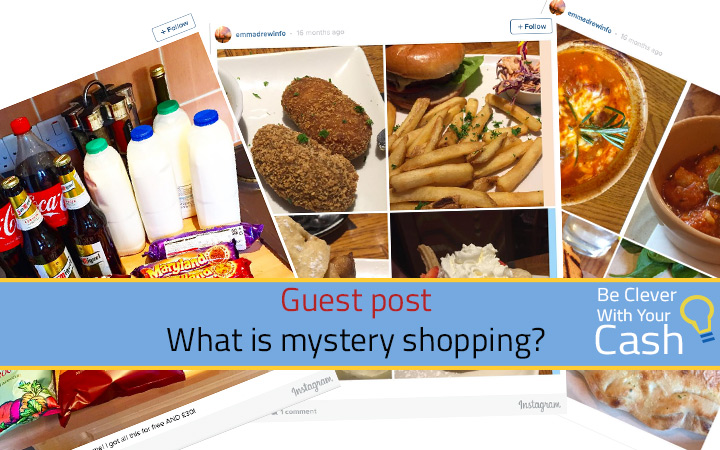 What is mystery shopping?
