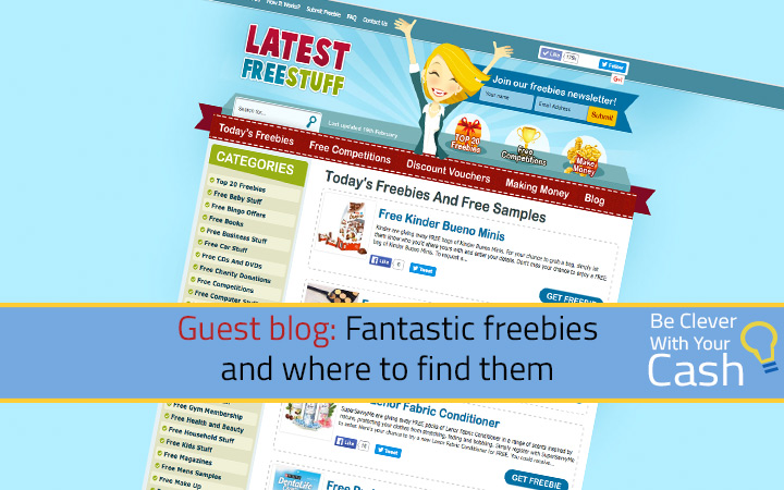 Fantastic freebies and where to find them
