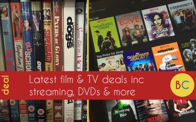Film & TV deals: £2.99 4k Movies to keep | cheap rentals | more
