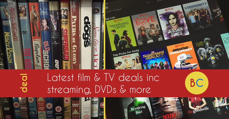 Film & TV deals: Free 4K movie rental