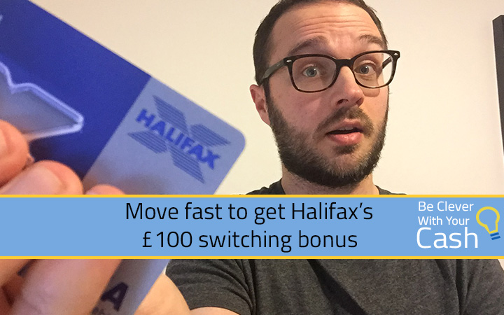 halifax bank switching bonus