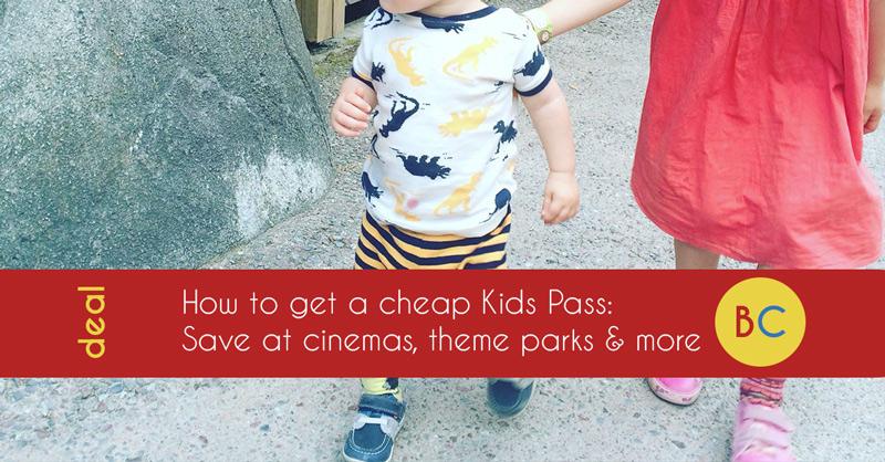 Kids pass deals