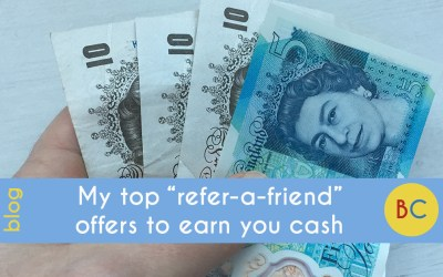 """My top """"refer-a-friend"""" offers"""