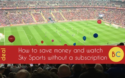 Cheapest ways to watch Sky Sports without a subscription (November 2019) – inc month pass for £20
