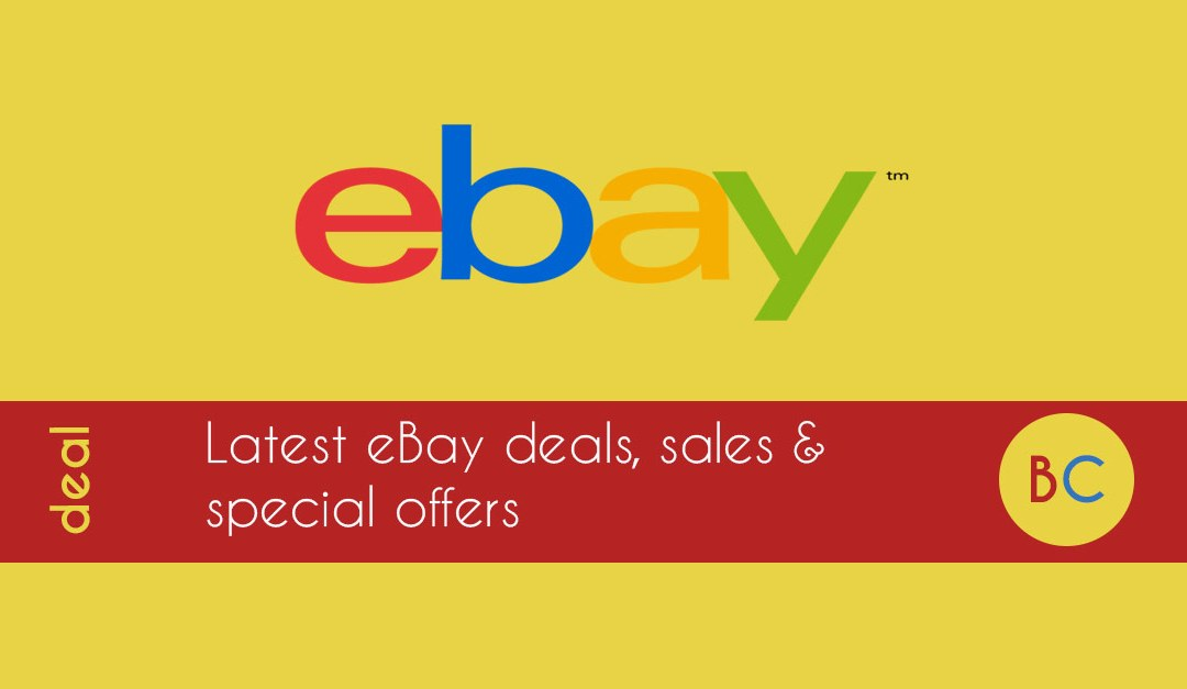 ebay codes and deals
