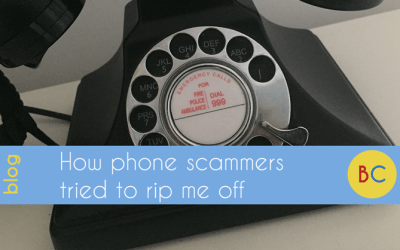 How phone scammers tried to rip me off