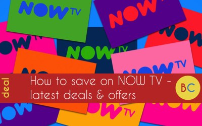 Now TV offers & deals: 3 months for price of 1 | Free Entertainment pass when you buy a Sports pass | More!