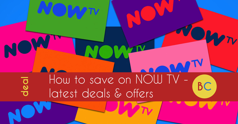 Now TV offers & deals: Up to £22 cashback | Cheap existing customer passes | More!