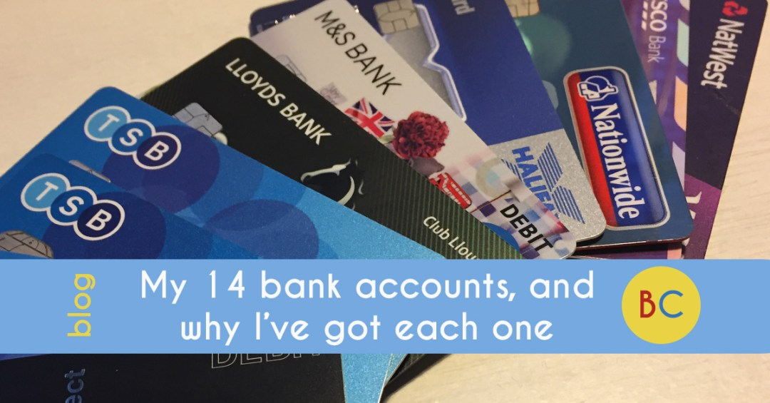 my bank accounts