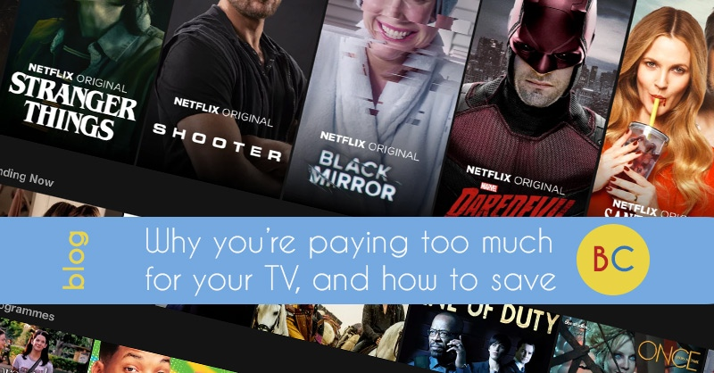 Why you're paying too much for your TV, and how to save