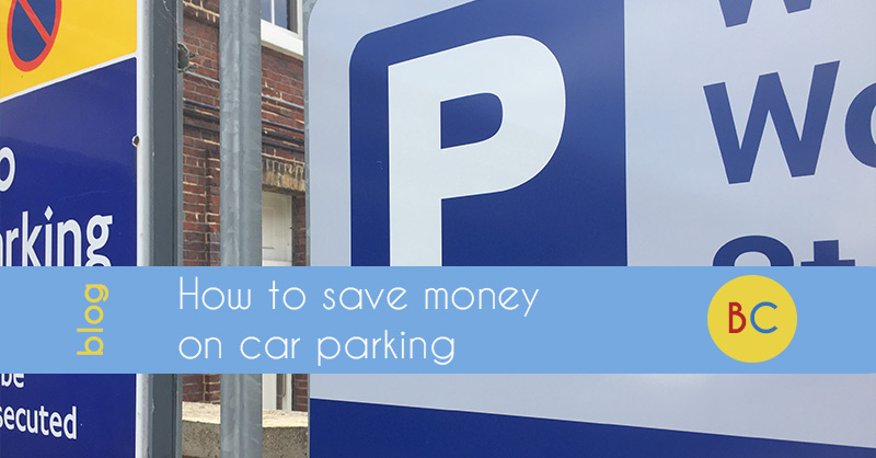 save money on car parking
