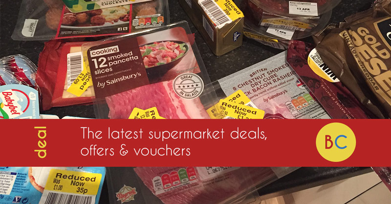Supermarket deals and offers