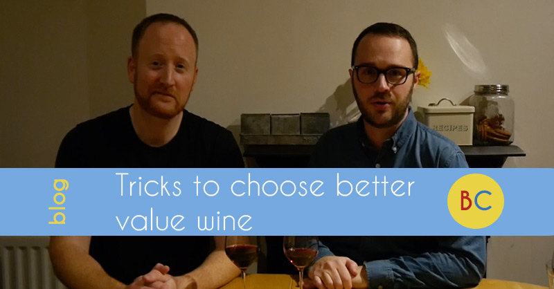 Tricks to choose better value wine at the supermarket