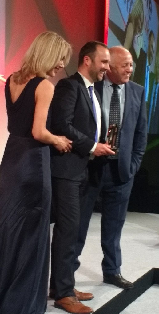 headlinemoney awards 2017 Andy Webb