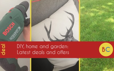 Home and garden discounts