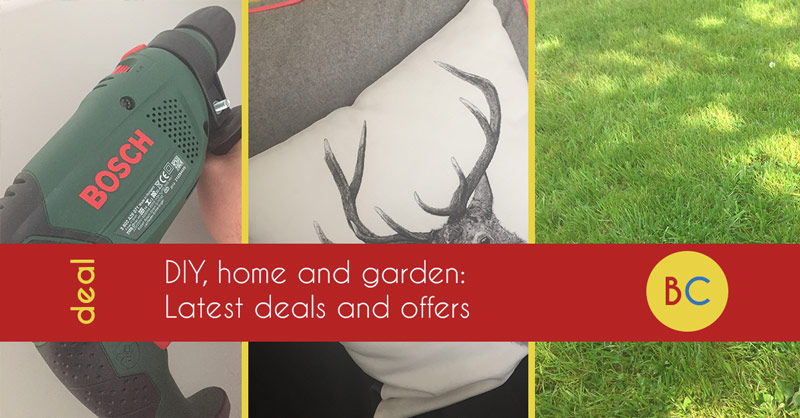 DIY, home and garden deals