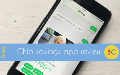 Chip app review – Can it help you put money into savings?