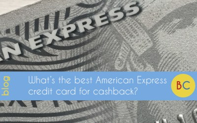 What's the best American Express credit card for cashback?