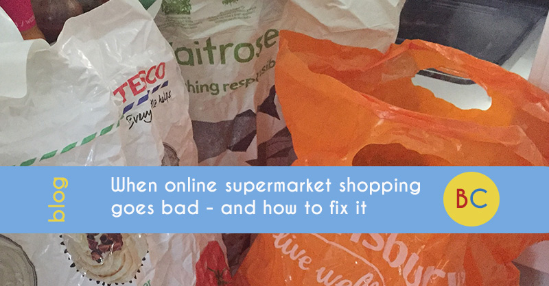 When online supermarket shopping goes bad – and how to fix it