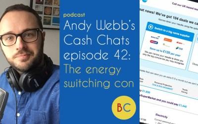 Cash Chats 42: The energy comparison con