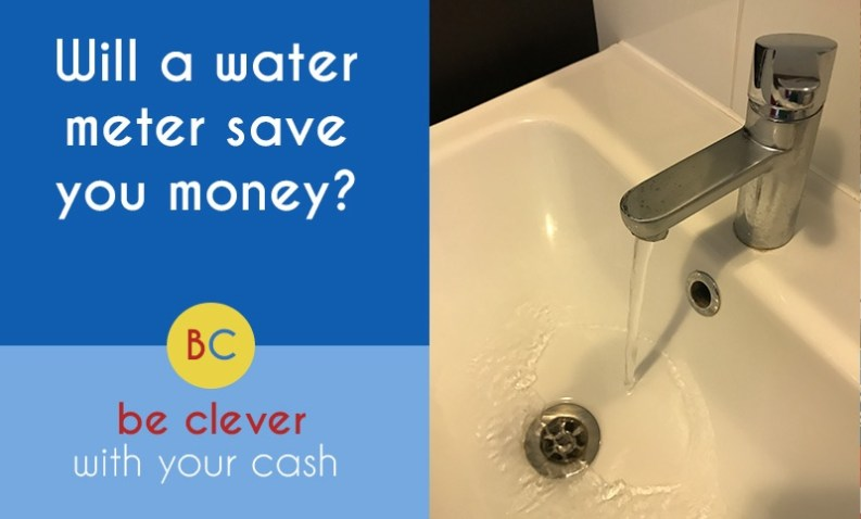 Will a water meter save you money?