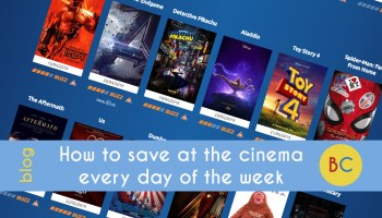 Latest cheap cinema tickets offers and deals (August 2019) inc Odeon