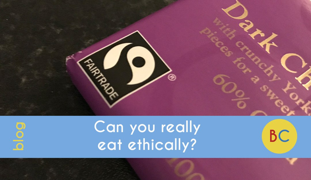 Can you really eat ethically?