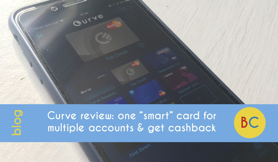 Curve smart card and app review – plus get a free £5