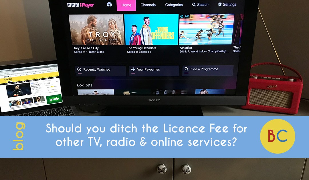 Should you ditch the TV Licence for other TV, radio and online services?