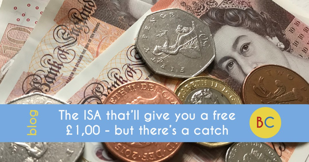 lifetime ISA free £1,000