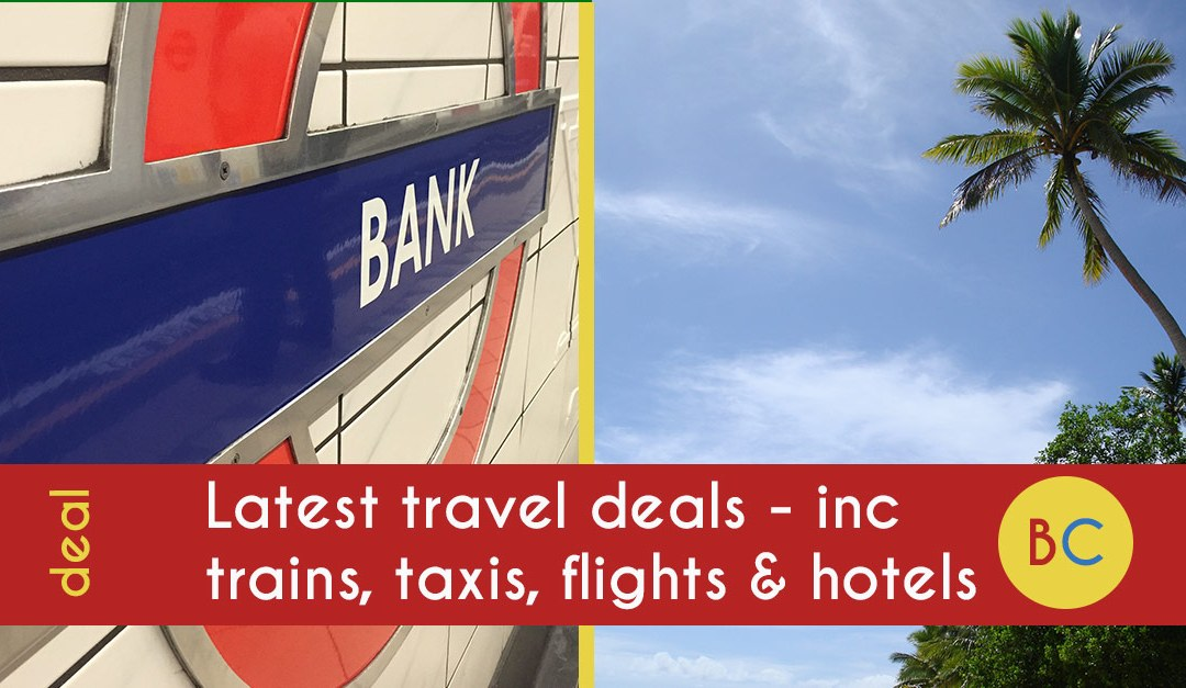 Latest travel deals inc 10p Northern Rail fares