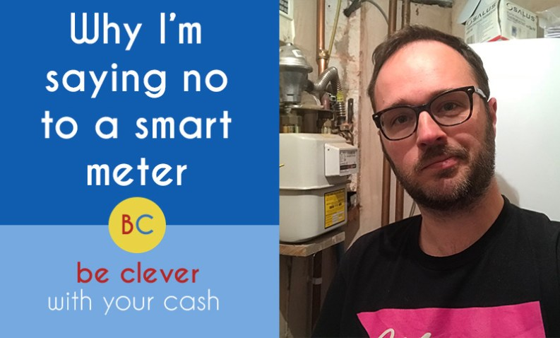 Why I'm saying no to a smart meter
