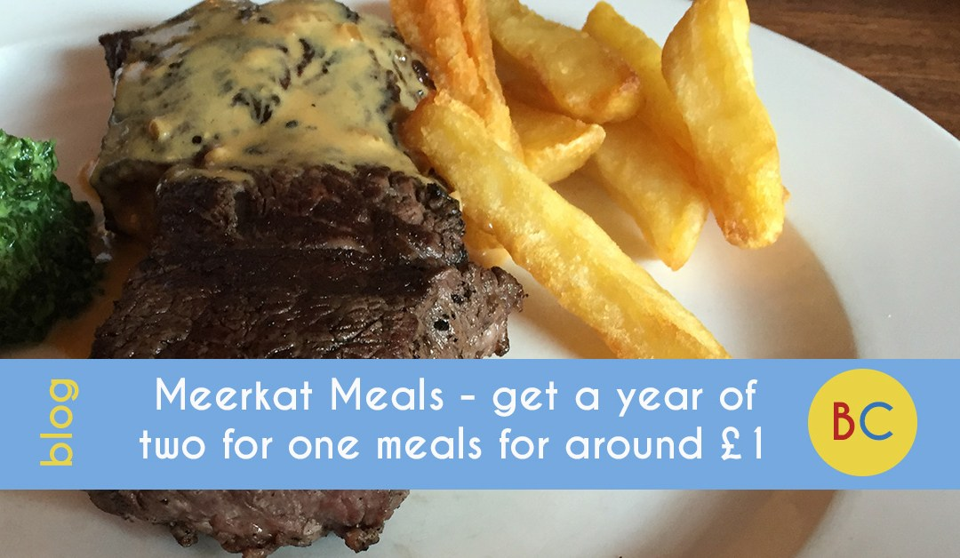 Compare the Market add Meerkat Meals – get a year of two for one meals (and movies) for around £1