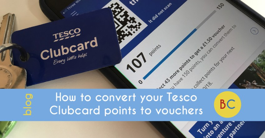 How to convert your Tesco Clubcard points into vouchers, including the new 'Faster Vouchers'