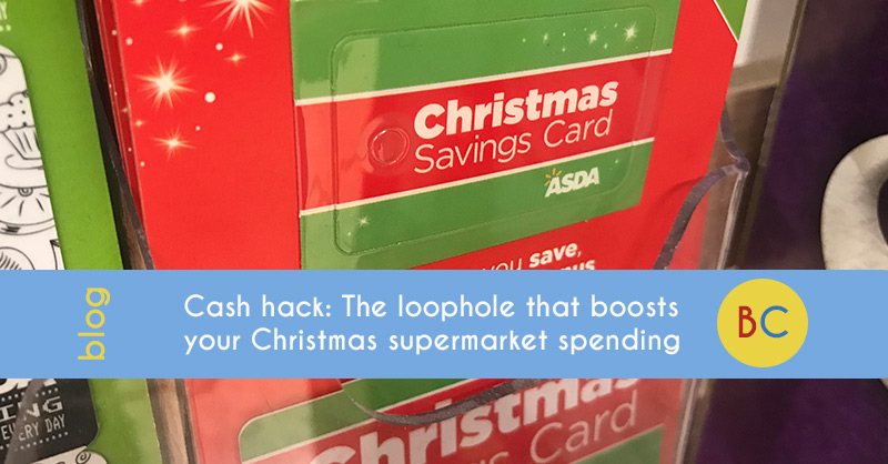 Christmas savings schemes: Boost your supermarket spending by 6%