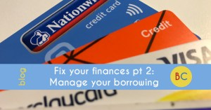 manage your borrowing
