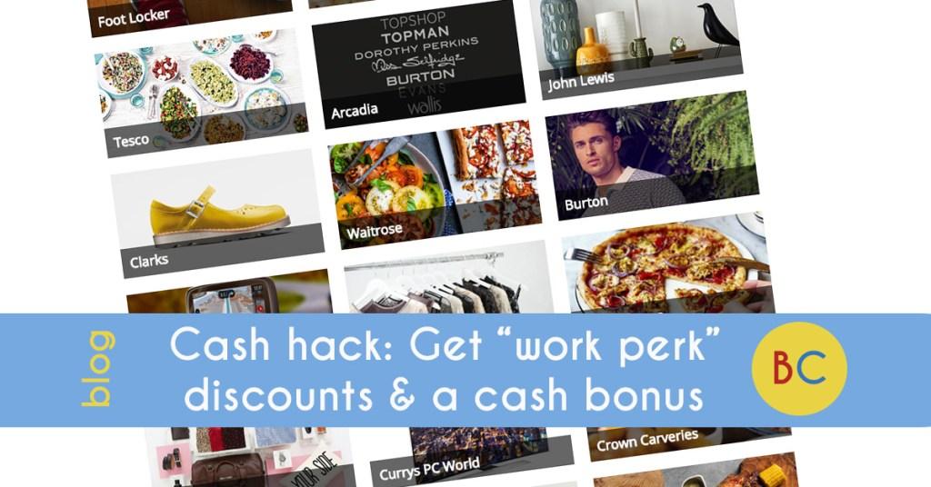 work perk discounts