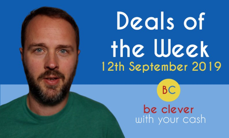Deals of the Week 12th September 2019