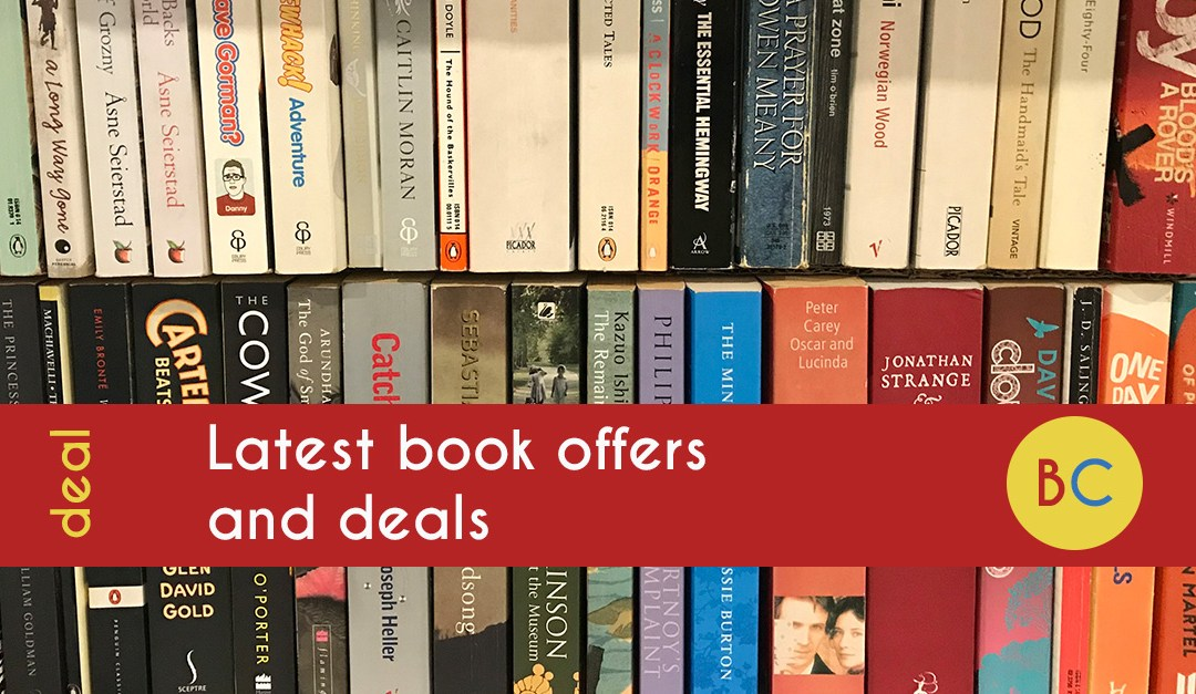 Book offers and deals – inc the cheapest way to get Philip Pulman's The Secret Commonwealth