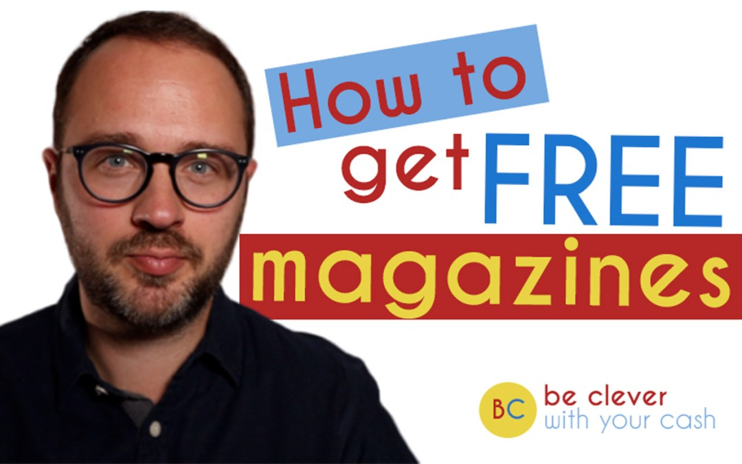 How to get free magazines