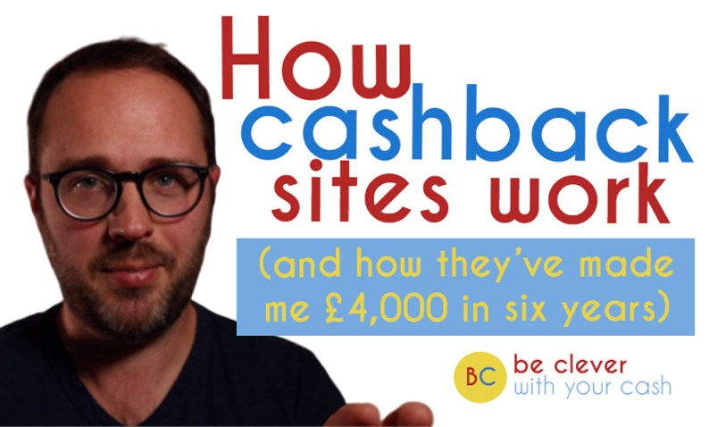 How cashback sites work (and how they've made me £4,000 in six years)