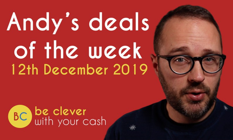 Andy's deals of the week - 12th December 2019
