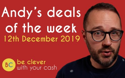 Andy's deals of the week – 12th December 2019