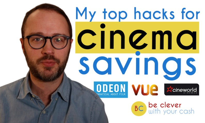 My top hacks to save money at the cinema