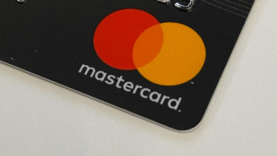 Money transfer credit card