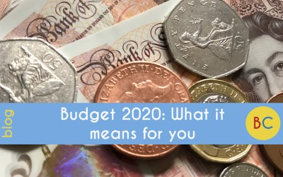 Budget 2020: What it means for you