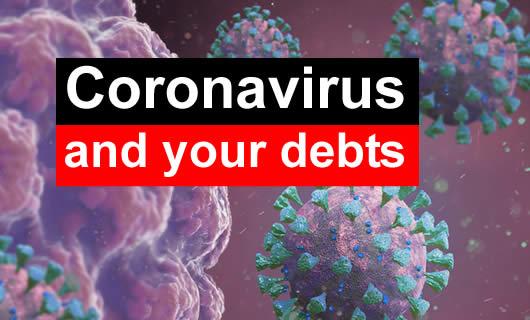 Coronavirus and your debts (Debt Camel)