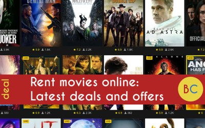 Rent movies online: Deals and offers (July 2020)